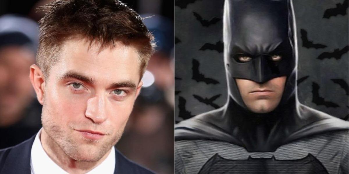 Robert Pattinson será o novo Batman (Foto: Reprodução)