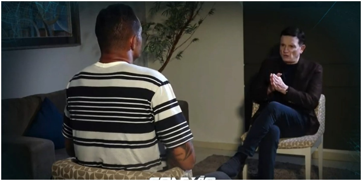 O goleiro Bruno será a atração principal do Conexão Repórter - Foto: Reprodução