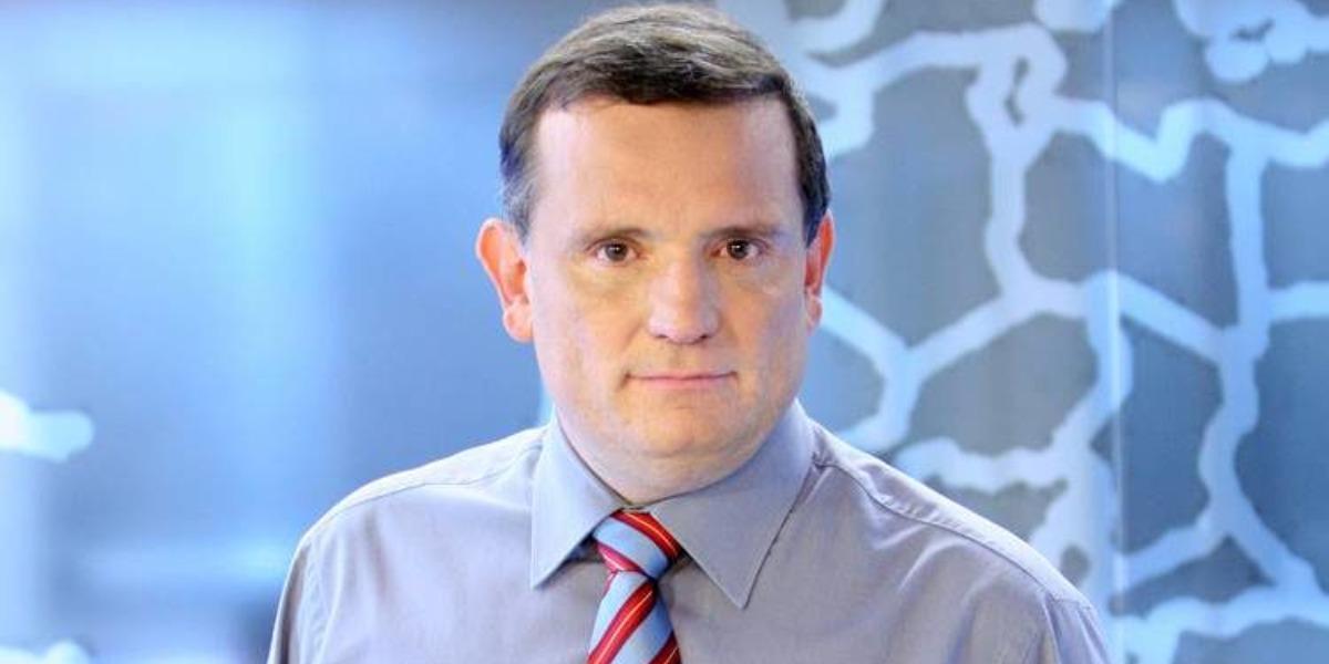 Roberto Cabrini acaba de ter demissão anunciada (Foto: Divulgação/SBT)