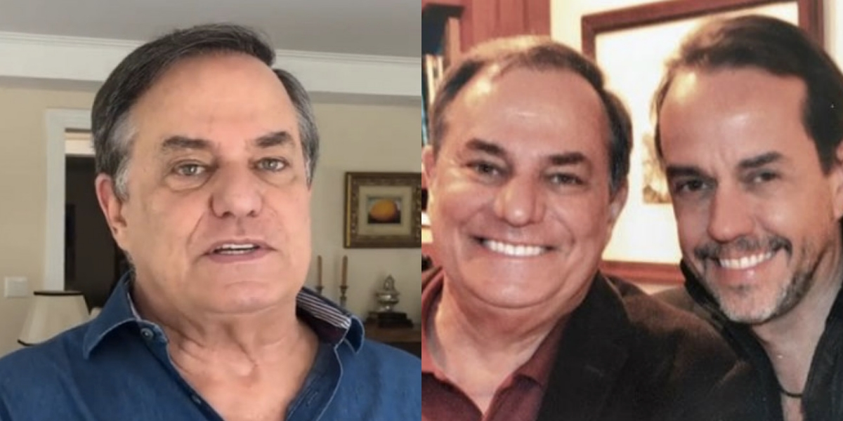 ronaldo nogueira O filho de Ronnie Von foi preso por não pagamento de pensão (Foto: reprodução)