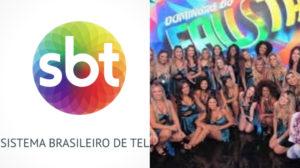 Aline Riscado é a mais nova apresentadora do SBT (foto: Divulgação)