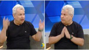 Sikêra Jr quebrou o silêncio na Globo - Foto: Reprodução
