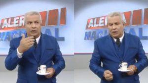 Sikêra Jr falou com o TV Foco (Foto: Reprodução/RedeTV!)