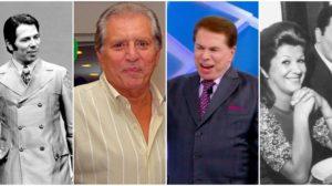 Dono do SBT, Silvio Santos é amigo de Carlos Alberto, já trabalhou na Globo e manteve 1º esposa em segredo por anos (Reprodução)