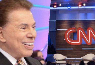 Silvio Santos enviou uma proposta para a CNN (Foto: reprodução)