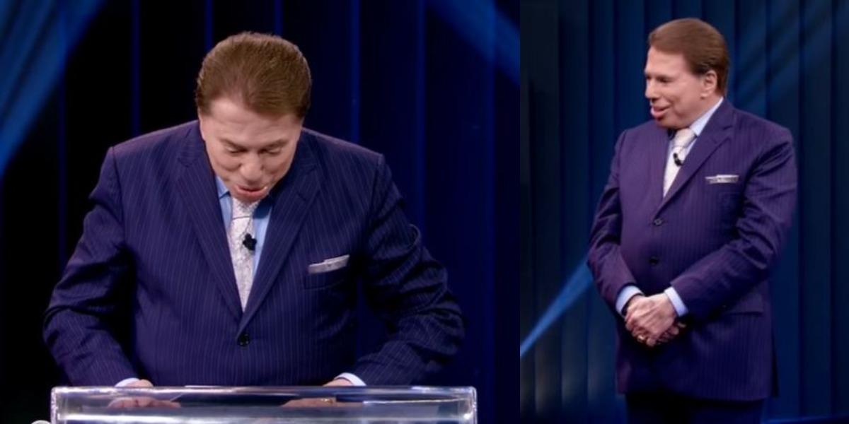 Silvio Santos surgirá com nova aparência quando voltar ao trabalho (Foto: Reprodução/SBT)