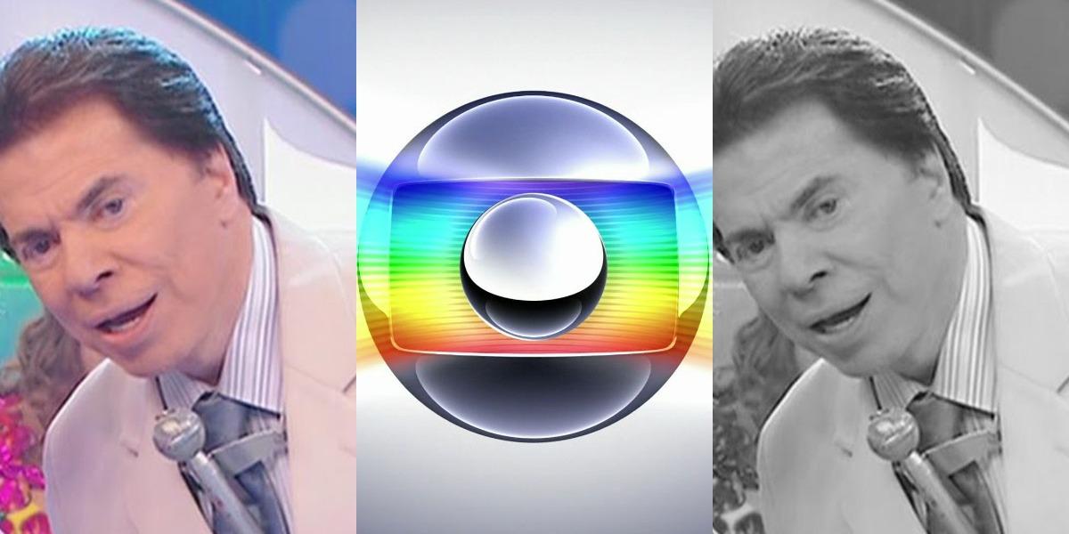 Silvio Santos vive guerra eterna com a Globo (Foto: Reprodução/SBT)