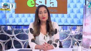 """Sonia Abrão no """"A Tarde é Sua"""" de hoje (Foto: Reprodução/RedeTV!)"""