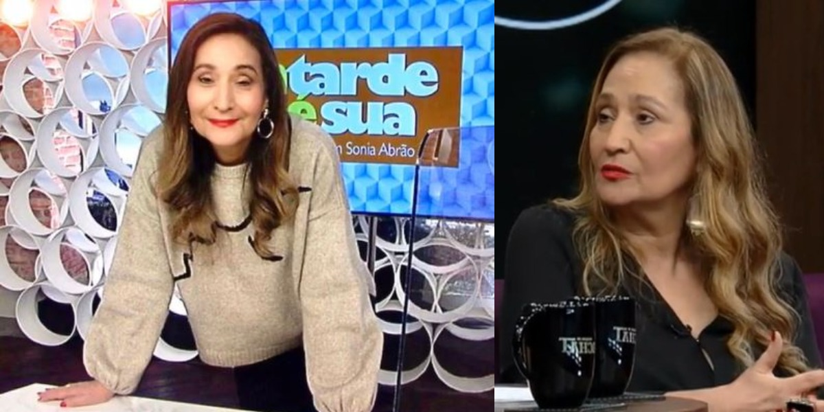 Sonia Abrão não poupa críticas aos famosos (Foto: Reprodução/Instagram/Record)