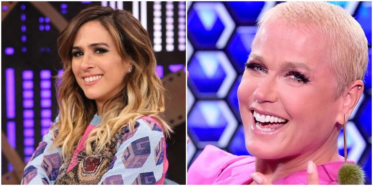 globo Xuxa estará na quinta temporada do talk show de Tatá Werneck (Reprodução)