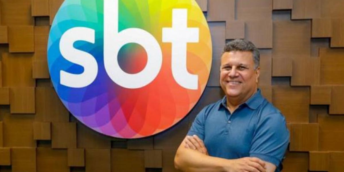 Teo José tem contratação anunciada pelo SBT (Foto: Reprodução)