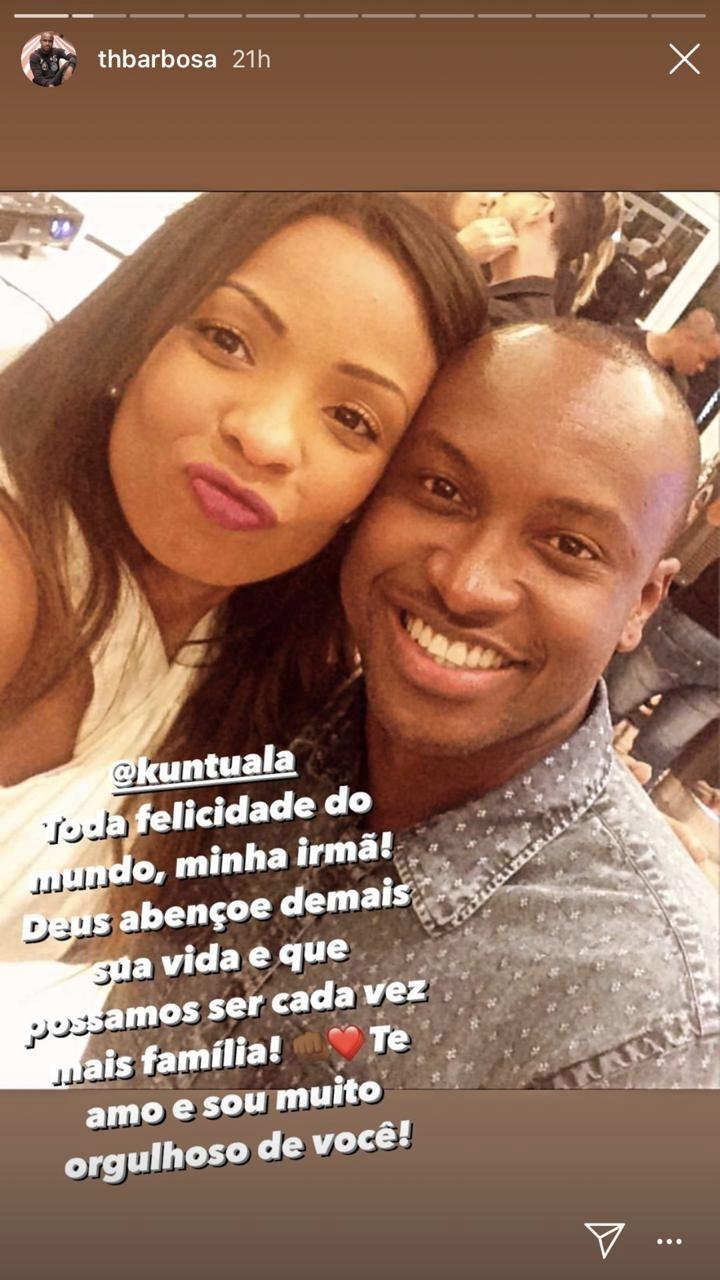Thiaguinho assumiu seus sentimentos (Foto: reprodução/Instagram)