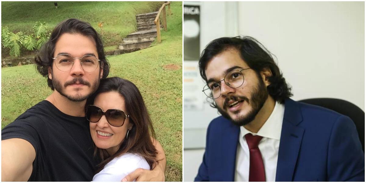Túlio Gadêlha é namorado da apresentadora Fátima Bernardes (Reprodução)