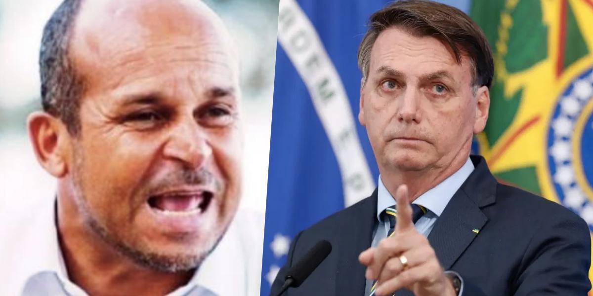 Vidente Carlinhos falou sobre o futuro de Bolsonaro (Foto: reprodução)