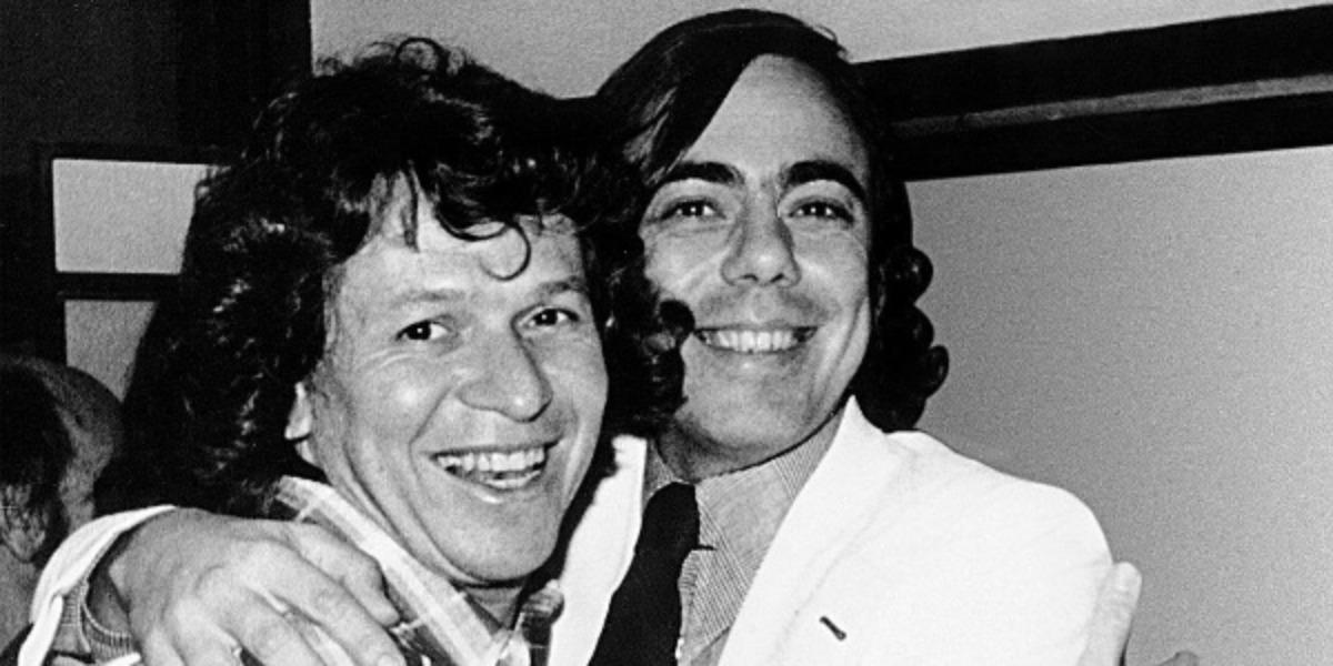 Walter Clark e Boni foram os responsáveis pelo 'padrão Globo de qualidade' (Foto: Reprodução)