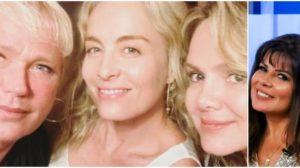 Xuxa, Angélica, Eliana e Mara Maravilha não são rivais (Reprodução)