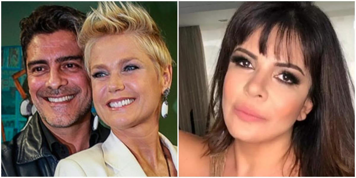 Junno Andrade, namorado de Xuxa, debochou de Mara Maravilha (Reprodução)