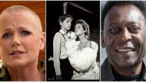 Xuxa surpreendeu ao falar sobre filme erótico e Pelé - Foto: Montagem