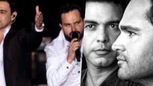 Zezé di Camargo e Luciano receberam grandes acusações (Foto: reprodução)