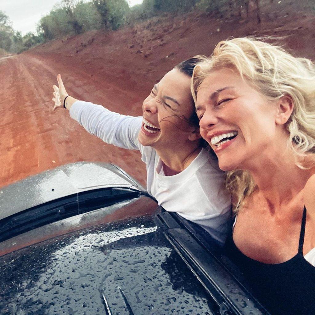 Ludmila Dayer e Fernanda Souza (Foto: Reprodução Instagram)