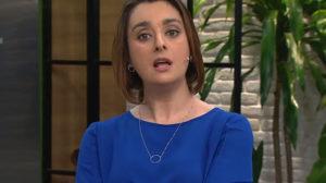 Catia Fonseca da Band perde integrante de seu programa (Foto reprodução)
