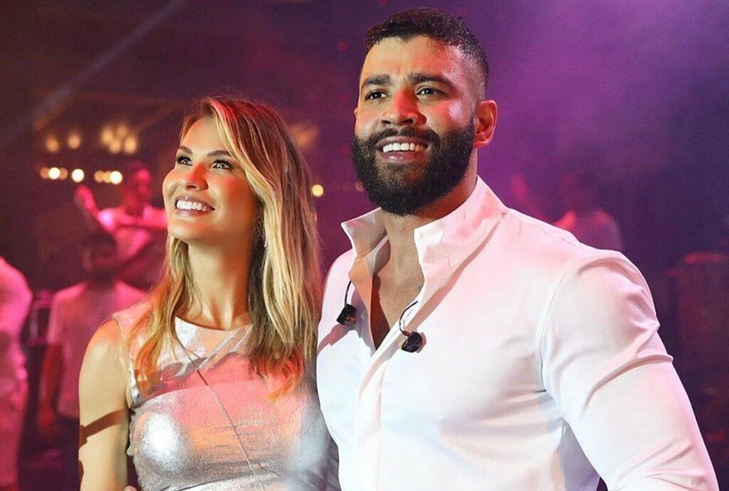 Andressa Suita e Gusttavo Lima colocaram um ponto final no casamento (Foto divulgação)