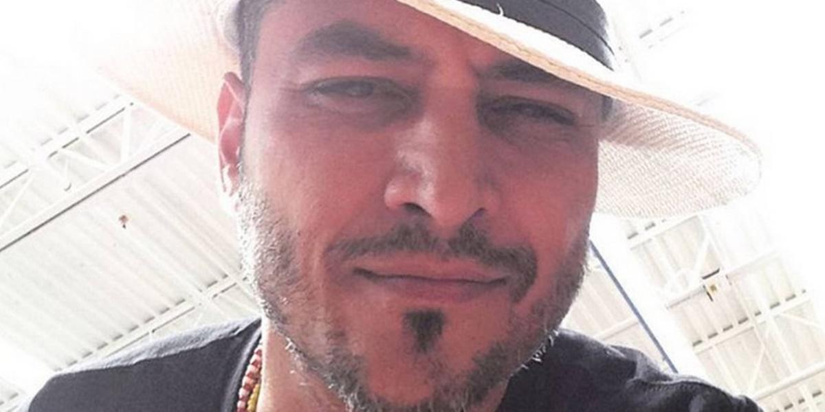 Suicídio: Anthony Galindo é ex-Menudo e encontra-se internado em estado grave (Foto: Reprodução)