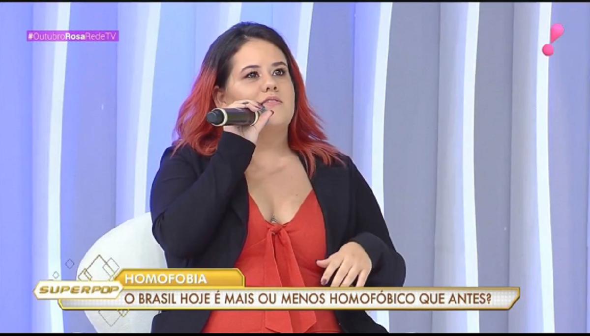 Ana Karolina Lannes (Foto: Reprodução) Globo
