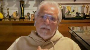Carlos Alberto de Nóbrega enfrenta depressão na pandemia (Foto: Reprodução)