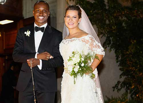 Fernanda Souza e Thiaguinho foram casados durante oitos anos (Foto divulgação)