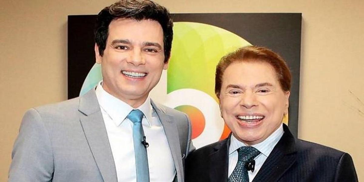 Celso Portiolli, Silvio Santos