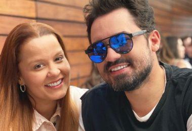 Fernando Zor e Maiara reatam namoro após especulações (Foto: Reprodução/Instagram)