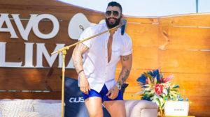 Gusttavo Lim dá fim no estilo de se vestir (Foto divulgação)