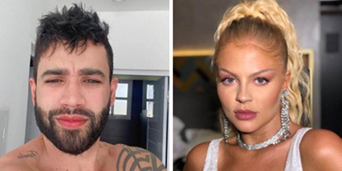 Gusttavo Lima e Luísa Sonza têm separações comparadas (Foto: Reprodução)