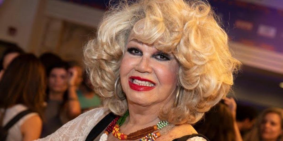 Morre Jane di Castro aos 73 anos de idade, vítima de câncer (Foto: Reprodução/Felipe Panfili)