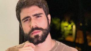 Juliano Laham passou por cirurgia para retirada de tumor (Foto: Reprodução)