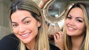 Kelly Key e Suzanna Freitas (Foto: Reprodução)