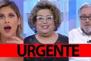 Lívia Andrade, Mamma Bruschetta e Leão Lobo foram demitidos por Silvio Santos (Foto: Reprodução/SBT)
