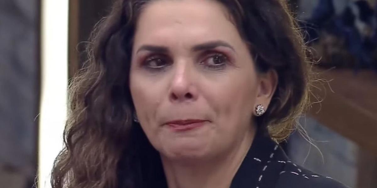 Luiza Ambiel expôs agressão após saída de A Fazenda 12 (Foto: Reprodução)