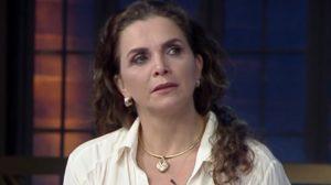 Luiza Ambiel se mostrou arrependida de ter formado aliança com Biel (Foto: Reprodução)