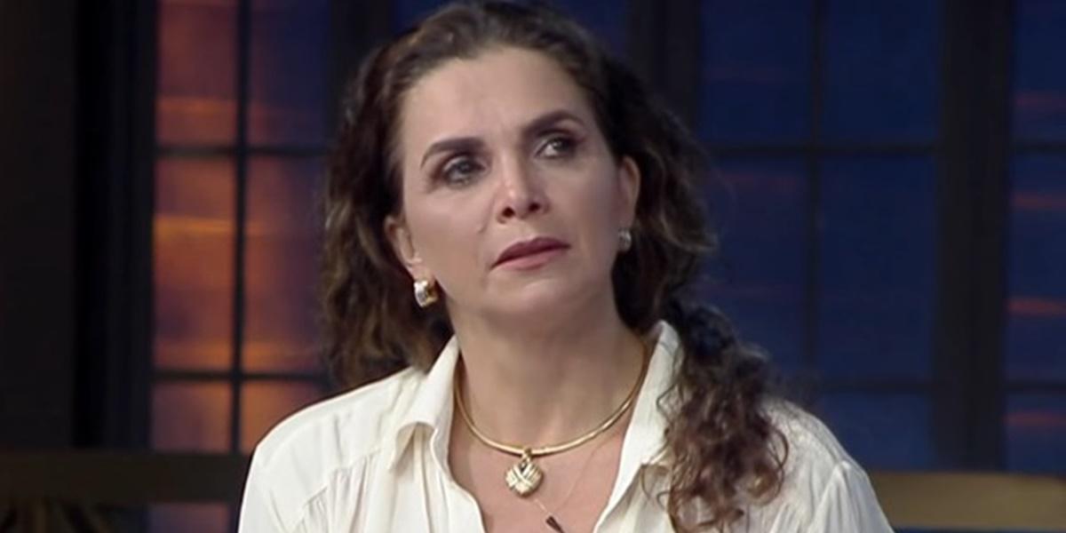 A Fazenda 12: Luiza Ambiel se mostrou arrependida de ter formado aliança com Biel (Foto: Reprodução)