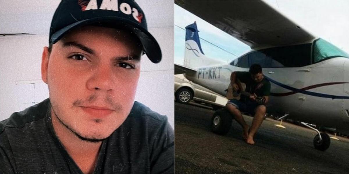 Cantor foi encontrado após 24 dias desaparecido (Foto: Reprodução)