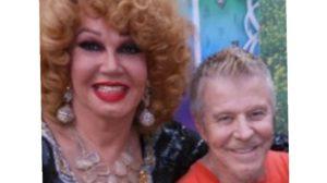 Miguel Falabella presta homenagem para Jane di Castro após morte da cantora (Foto: Reprodução/Instagram)
