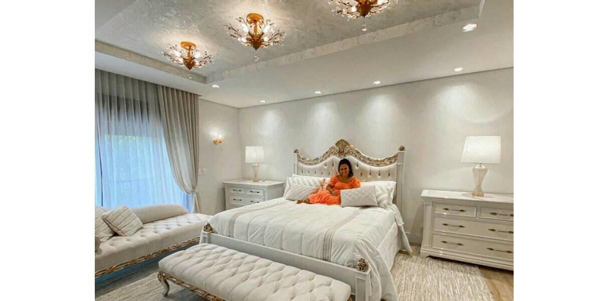Simone mostra novo quarto de luxo (Foto: Reprodução/Instagram)