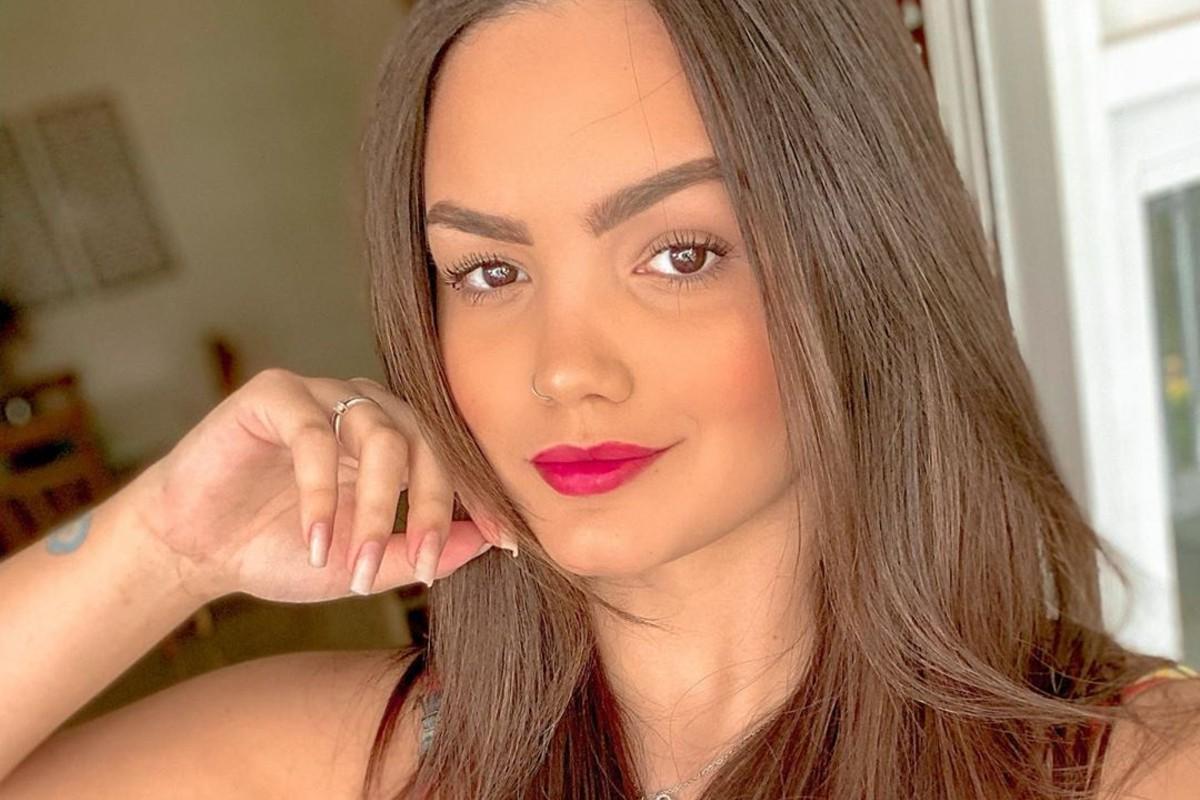 Suzanna Freitas (Foto: Reprodução) Latino