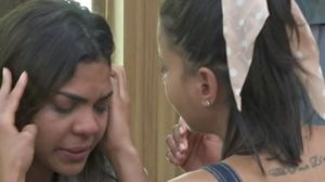 Tays Reis caiu no choro após mudança na formação da Roça (Foto: Reprodução)