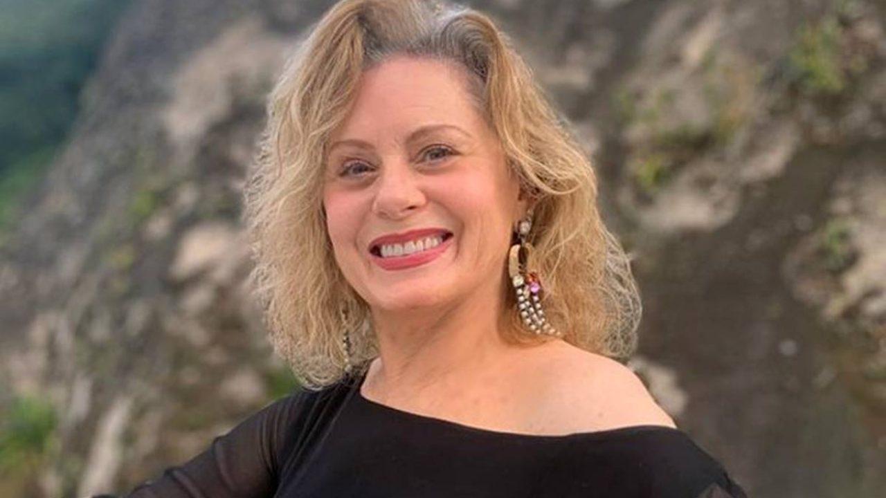 Atriz Vera Fischer é colocada para fora da Globo - (Foto: Reprodução)