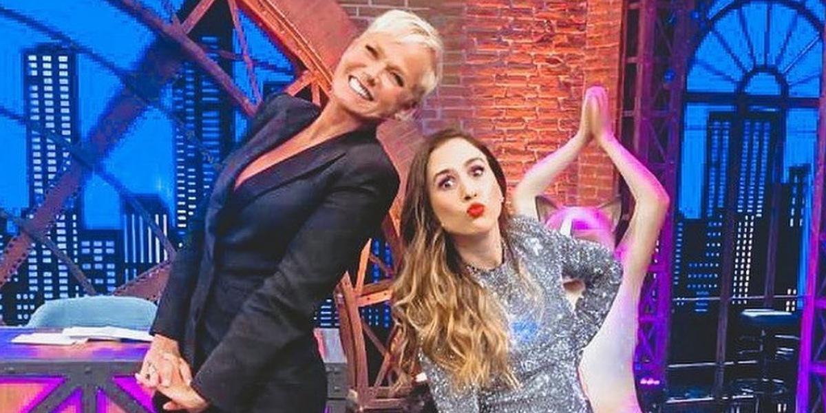 Em entrevista com Tatá Werneck, Xuxa Meneghel relembra começo na Globo e revela boicote (Foto: Reprodução/Instagram)