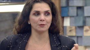 Peões de A Fazenda 12 combinam de que vão ignorar Luiza Ambiel (Foto: Reprodução)