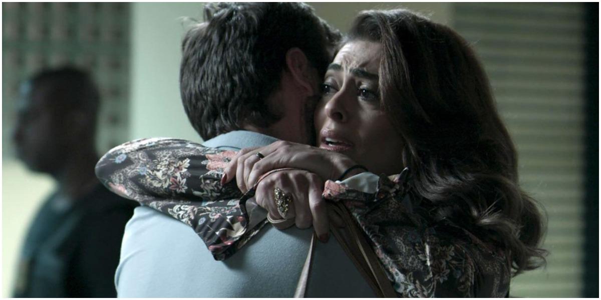 Bibi e Rubinho em cena da novela A Força do Querer - Foto: Reprodução